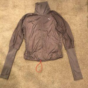 Puma Reflective Runners Jacket
